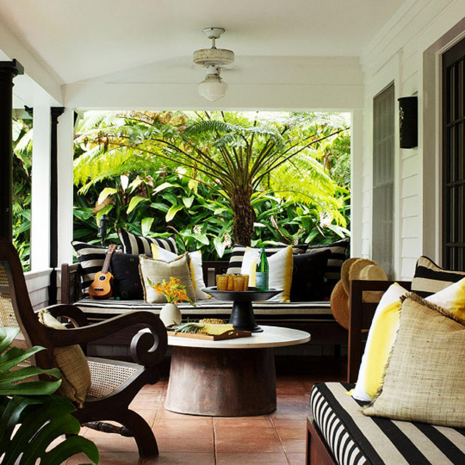 Tropical Traditional Home | Traditional Home
