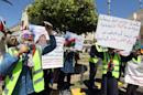 'Yellow vest' Libya protesters say France backs Tripoli assault
