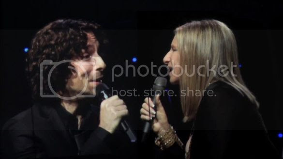 Barbra Streisand & Jason Gould