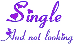 Single Not Looking Not Singlenot Looking Free Dating Singles And