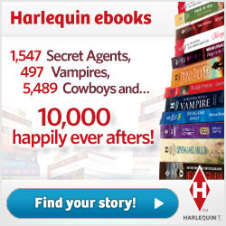 Save on a huge choice of eBooks @ Harlequin