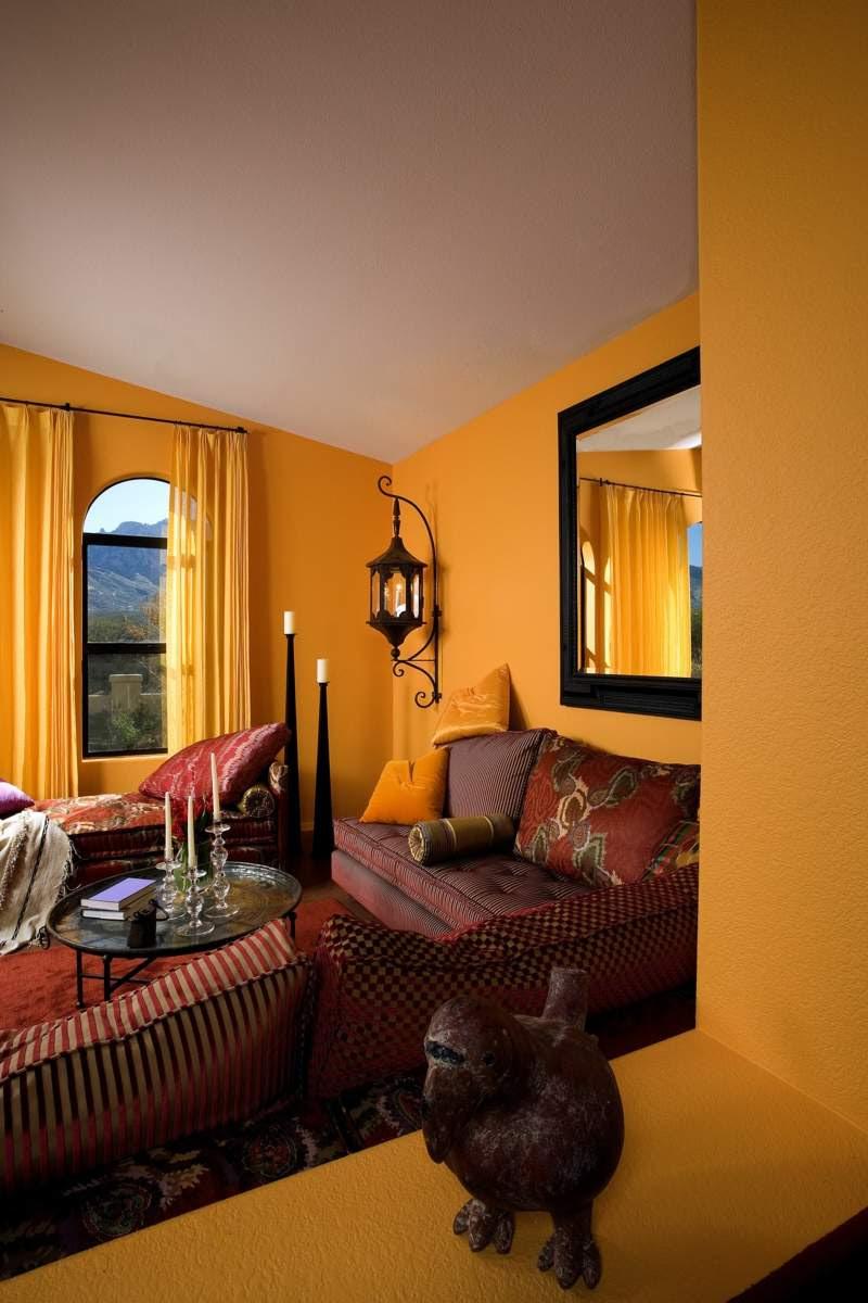 Der Marokkanische Stil - 38 orientalische Wohnräume