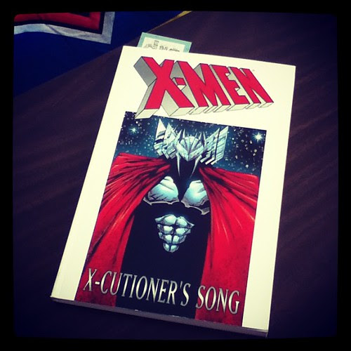 This book better give me some answers... #XMen #Marvel #Stryfe #Comics