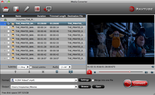 Nabi 2 Video Converter