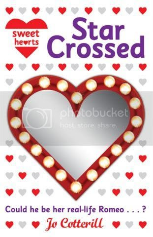 Sweet Hearts: Star Crossed by Jo Cotterill