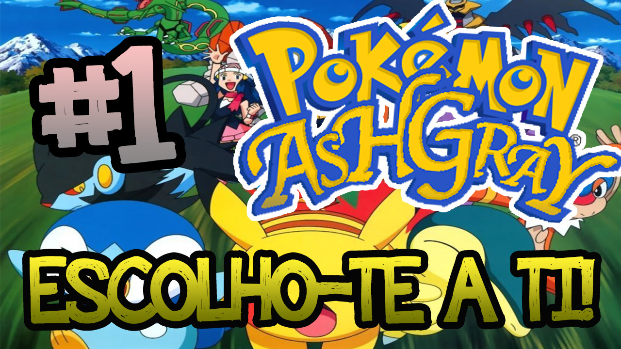Pokemon Ash Gray Thumbnail 1 for Dfernades by