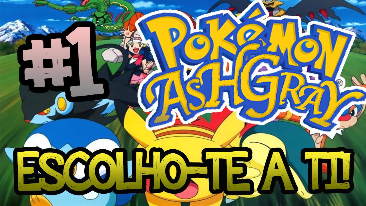Pokemon Ash Gray Thumbnail 1 for Dfernades by