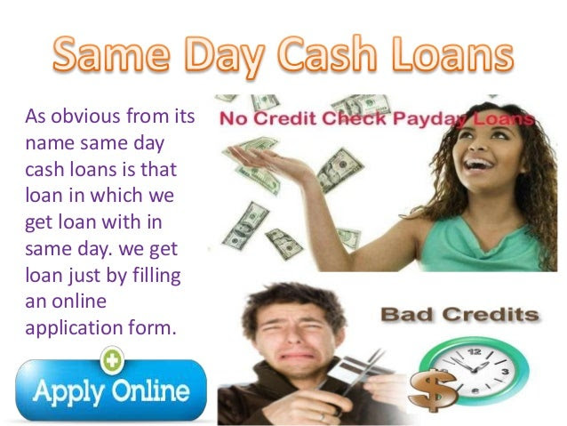 diffrent tyes of cash same day loan 1 638