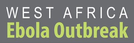 West Africa Ebola Outbreak Infographic