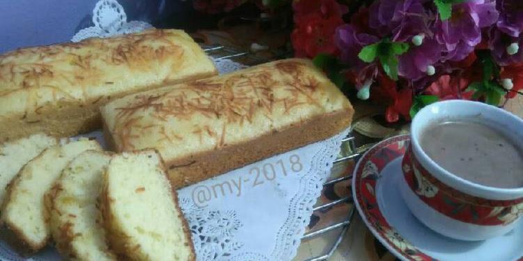 Resep Brudel Cake Khas Manado Oleh Amyregen