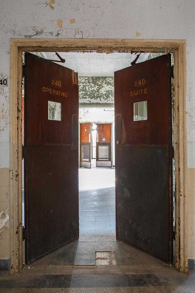 The Military Hospital © 2014 sublunar