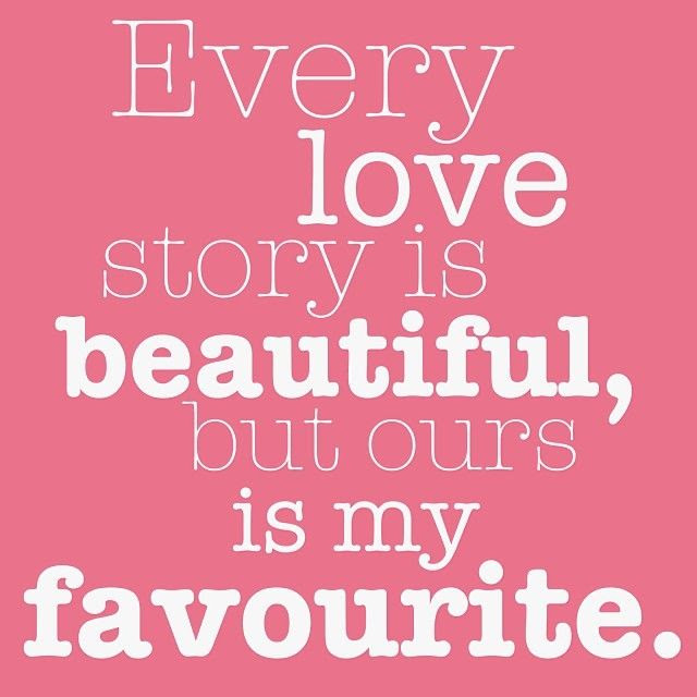 Our Love Story Is My Favorite Pictures Photos And Images For