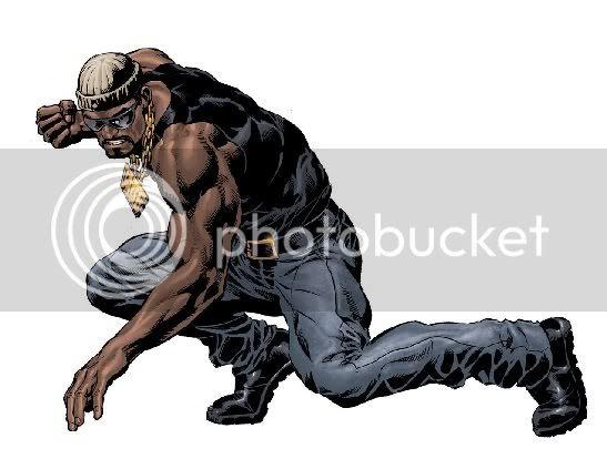 Marvel Concienscia Negra
