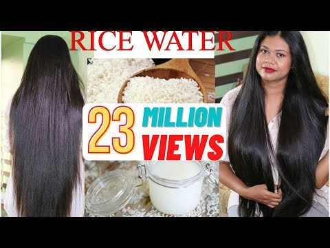 This Is What RICE WATER Did To My HAIR! Results & Experience