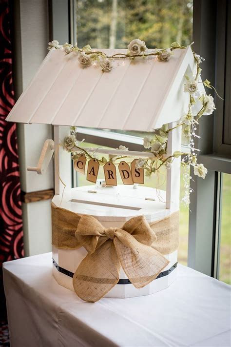 Make It Special Events Lovely hand crafted wooden wishing