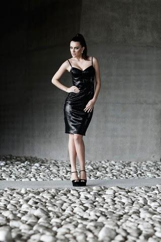 Mariana Molina, de Verdades Secretas, participa de ensaio de moda para o EGO (Foto: Marcos Serra Lima / EGO)