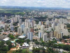 Prédios São José dos Campos (Foto: Vanessa Vantine/TV Vanguarda)
