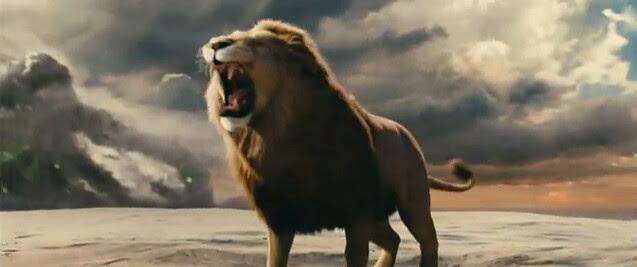 Narnia León Aslan playa