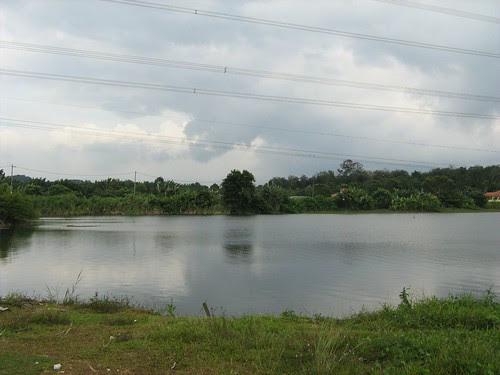 Semenyih pond 1