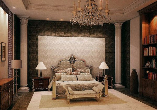 Classic Bedroom Designs Small House Plans Modern - Classic-bedroom-design