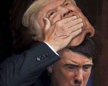 hitler trump
