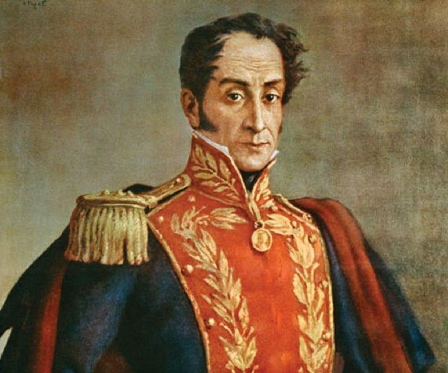 Image result for foto simon bolivar
