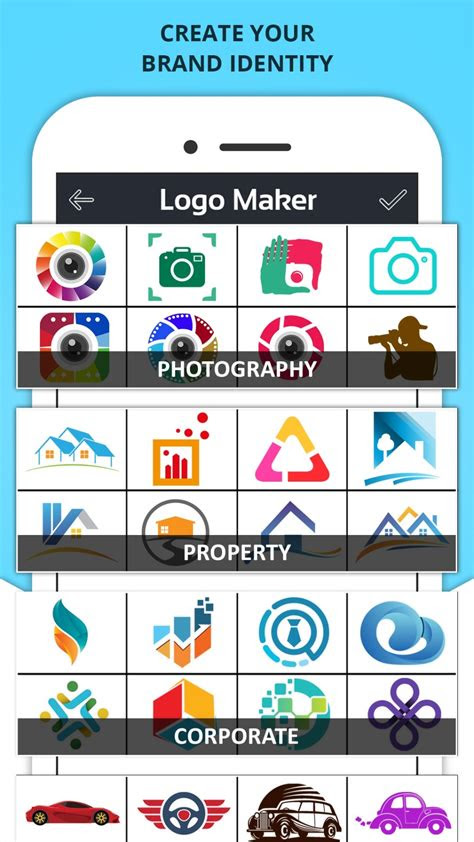 logo maker logo creator generator designer