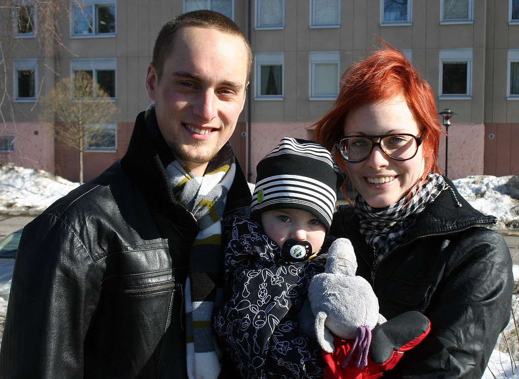 A Young Family
