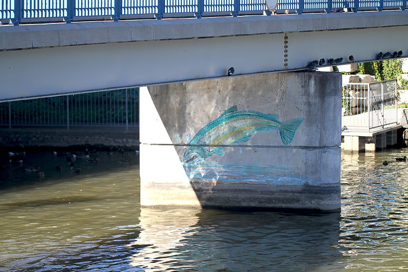 bridge over credit river