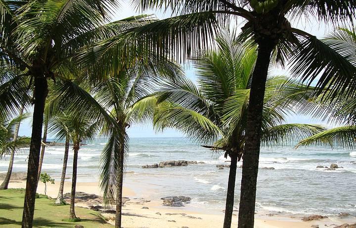 Distrito abriga as praias preferidas dos surfistas de Ilhéus