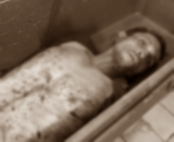 Morador de rua morto