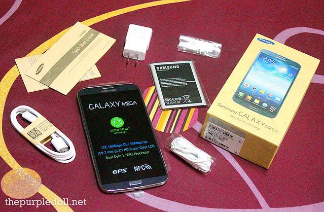 Samsung Galaxy Mega 6-3