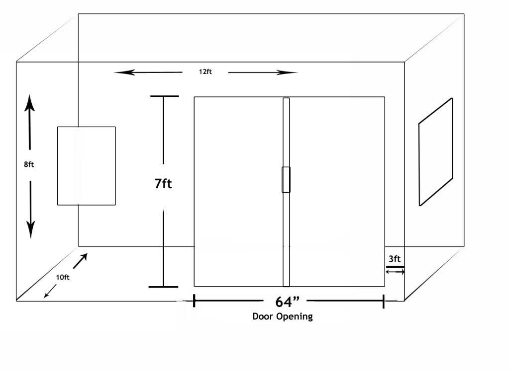 12 x 10 Shed Plans