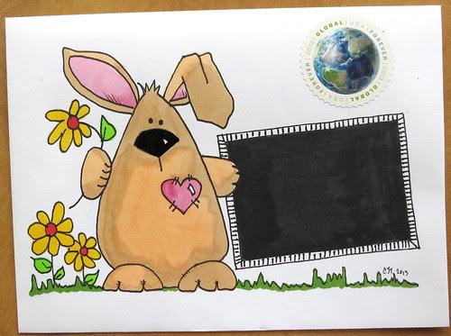 Bunny love........