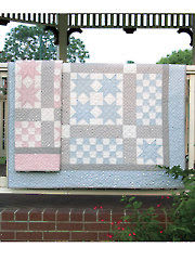 Ritzy Bitsy Babies Quilt Pattern - Electronic Download