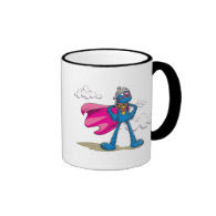 Super Grover Coffee Mug