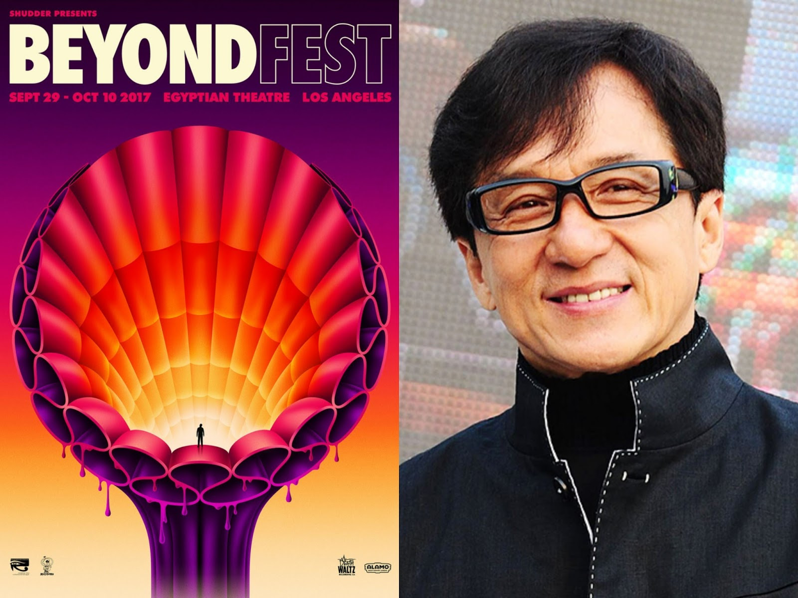 BEYOND FEST 2017 Adds TRIPLE THREAT: A NIGHT WITH JACKIE CHAN For October 6!