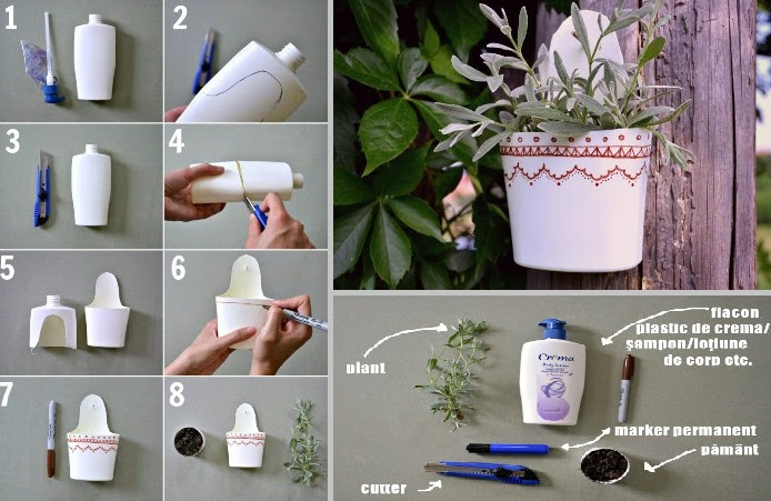 Creative Recycling – Tutorial Using Plastic Bottle   Home Design ...