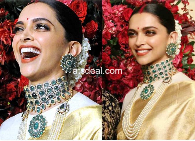 Deepika Padukone jewellery fashion