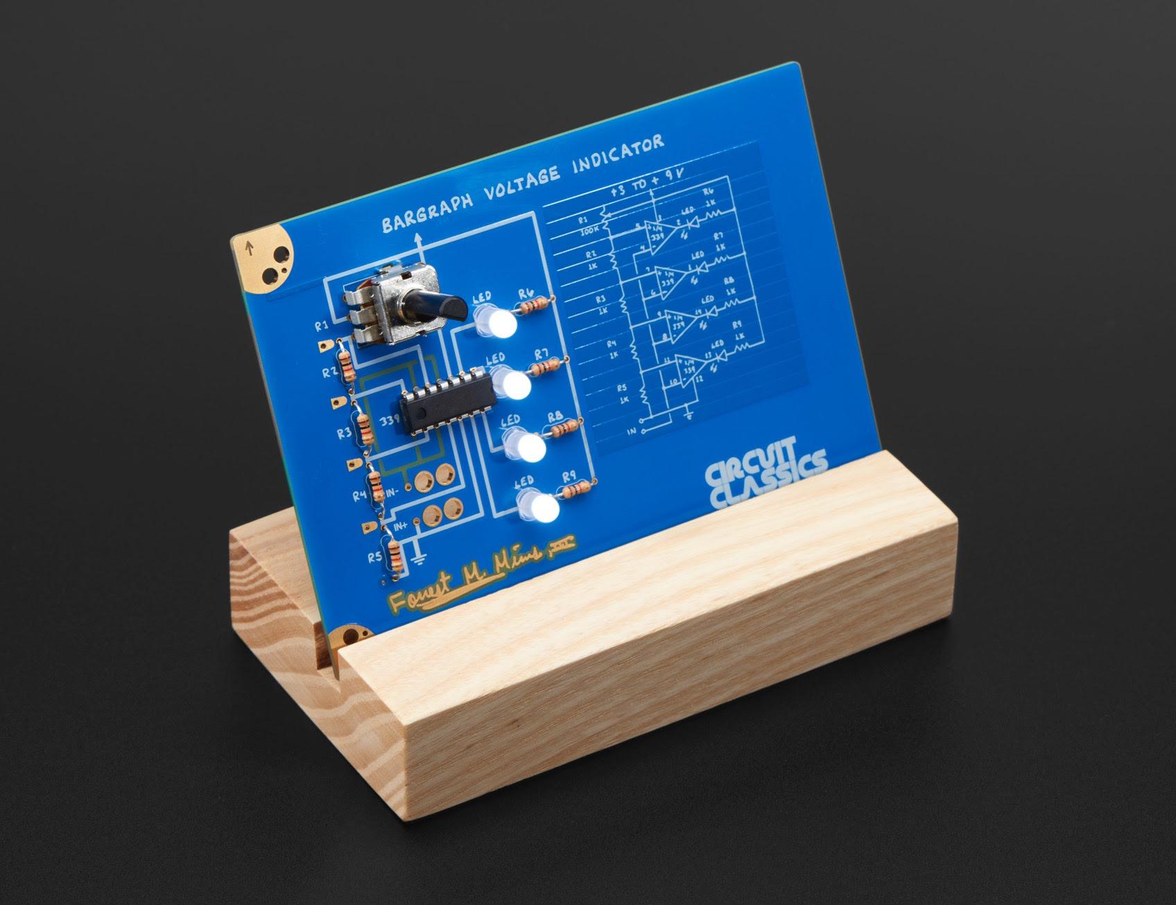 3460 wooden stand demo ORIG