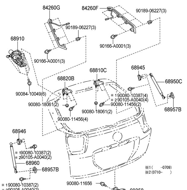 34 Toyota Highlander Parts Diagram - Wiring Diagram List