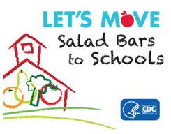 Lets Move Salad Bars to Schools