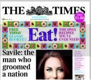 The Times on Savile
