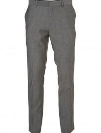 Topman Grey Novak Skinny Suit