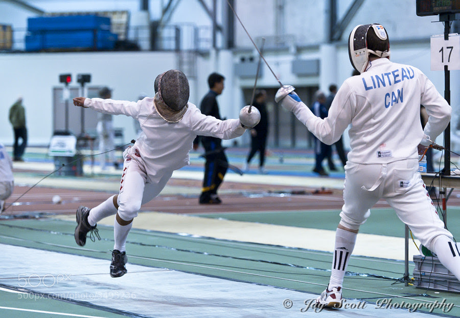 2011 CSC Action - Epee - 4 by Jay Scott (jayscottphotography) on 500px.com