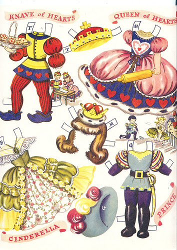 Dolls From Storyland, Paper Dolls! 2