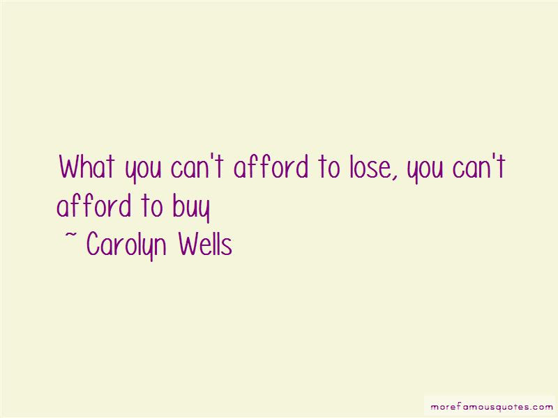 Cant Afford To Lose You Quotes Top 1 Quotes About Cant Afford To