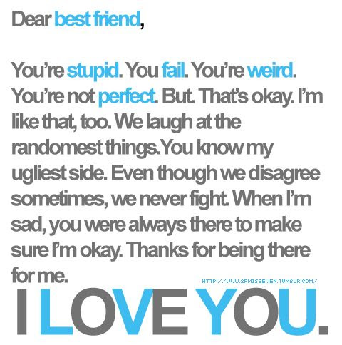 Best Friend Quotes Art And Design