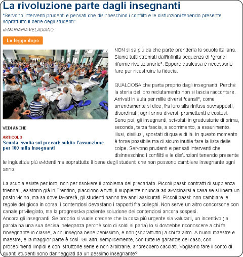 http://www.repubblica.it/dal-quotidiano/opinioni/2014/08/27/news/la_rivoluzione_parte_dagli_insegnanti-94498405/?ref=HREC1-1