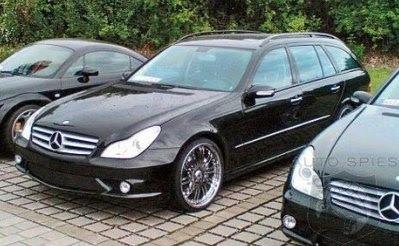 Ausgezeichn--Eh. Mercedes CLS 4-Door Coupe Wagon - Daddy Types